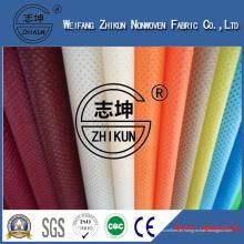 Neues Design-Polypropylen Spunbond-nichtgewebtes Gewebe für Mode-Einkaufstaschen