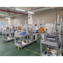 Hochleistungs-Kn95-Masken-Laminiermasken-Herstellungsmaschine