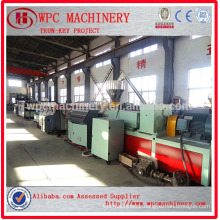 WPC furniture board production line/Wood plastic composite board production line