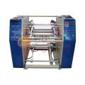 Stretch filme rebobinamento Slitter CE (FTRW-500)