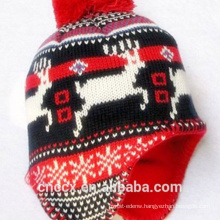 15STC5305 knit christmas hat