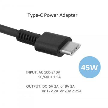 Carregador PD de 45W ASUS Type-C