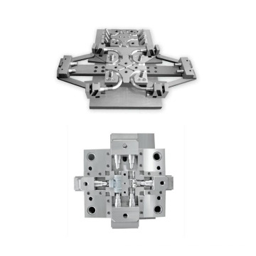 2017 Shenzhen smart appliance injecting moulding