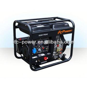 ITC-POWER Diesel generator set(2.5kVA),diesel welding