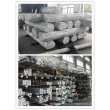 Certificat en aluminium expulsé de SGS de fourniture de barre ronde 2007