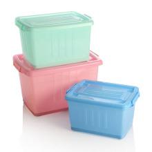 Модный хрустальный пластиковый ящик для хранения (SLSN049)