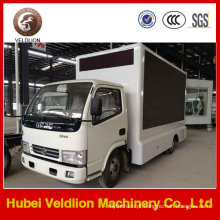 Caminhão de publicidade móvel Dongfeng P10 LED