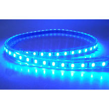 Tira LED flexible impermeable al aire libre de la tira de 72W Epistar SMD 5050 IP68 LED para la fiesta