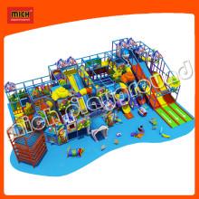 Детская мягкая крытая игровая площадка с бизнес-планом