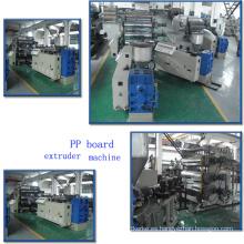Hs HDPE / LDPE / LLDPE / PE / PP Extrusión Maquinaria Plástico