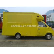 Mejor precio coche de mercado pequeño, China hizo estilo vending camión