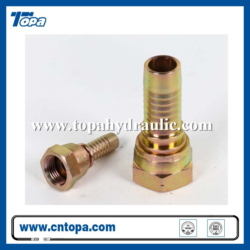 hydraulic hose swivel fitting