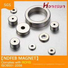 neodymium magnet round shape N35 D10mm x1mm in alibaba china