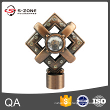 new style ball curtain finial for curtain accessory