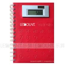 Calculatrice multifonction pour ordinateur portable avec grande pièce pour logo (LC808B)