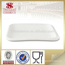compartment cheap bulk cheap white dinner plates for restaurant