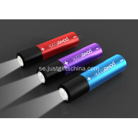 Promotion LED ljus Power Bank