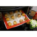 Ukuran medium silikon Cookie Sheet