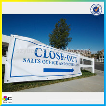 polyester printing banner, outdoor mesh banners