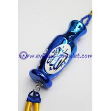 Long Vase Allah Mohammed Car Pendant Home Decorated