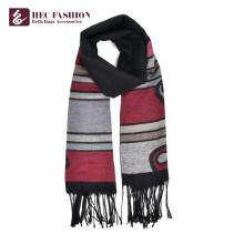 OEM de HEC que tende o lenço liso longo elegante de 64 * 200cm na moda dos produtos para toda a estação