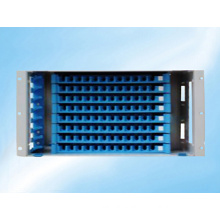 96 Cores Rack-Mount Fiber Optic Distribution Frame