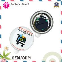 Monogram Design Pin Button Badge clignotant réglé pour 25mm