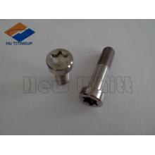 high strength titanium bolt DIN6921 torx head