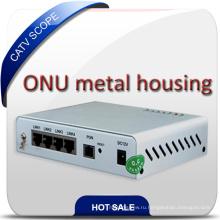 Решение FTTH 4fe Port ONU / Сетевой оптический блок