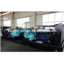 Good Quality Standby 500kw Prime Output 400kw Natural Gas Generator for Indonesia Project