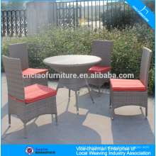 Outdoor rattan furniture cheap furniture dining set