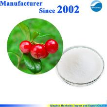 Fornecimento de fábrica GMP natural arbutin suplemento alimentar alfa