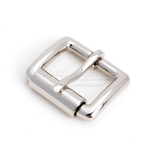 metal bag buckle with tube