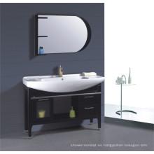 Muebles del gabinete de cuarto de baño del MDF 120cm (B-260)