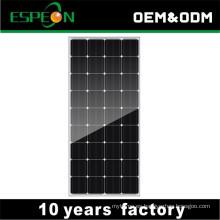 Pakistán Arabia Saudita, mercado de África 18V 12v 50W 100W 150W 250W 300W mono panel solar polivinílico