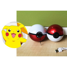 New Arrival Pokemon Go Magic Ball Power Bank Phone Charger