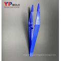 molde plástico plástico e molde do tweezer médico plástico da precisão