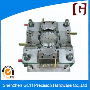 China por encargo pieza de aluminio fundición molde