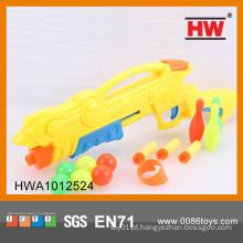 Hot Sale crianças outdoor brinquedo ping pong bola arma