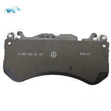 Verschleißfeste Bremsteile für CLS63 AMG 2007 Autos Auto Leistungssteigerung Scheibenbremsbeläge