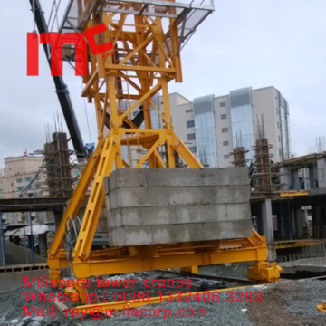 MC Tower Crane with Max Load 4ton ~ 25ton