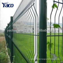 2017 Hot Dipped Galvanized Steel Wire Mesh Fence welded