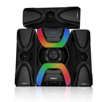 3.1CH Multimedia Speakers With RGB light