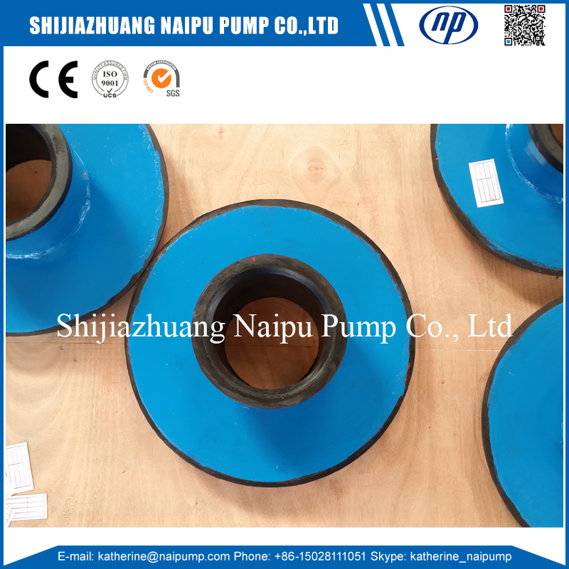 Slurry Pump Throatbush