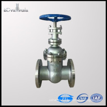 Class 300 gate valve for water project Cast iron gate valve