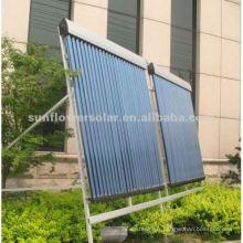 Chauffe-eau solaire portatif à tubes instantanés 2014 New Wit avec norme SABS