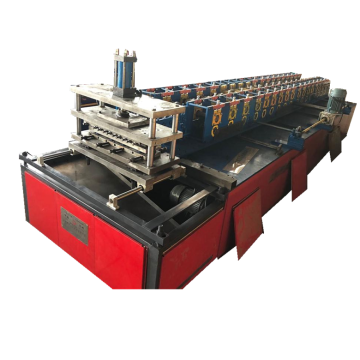 Plate Steel Color Rolling Forming Machine