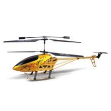 2016 Новый 3.5CH Инфракрасный Золотой большой Сплав RC Вертолет игрушки