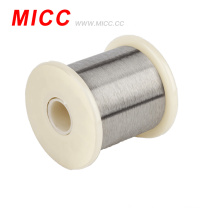 MICC 0.05mm to 10.0mm type K NiCr-NiSi thermocouple bare wire