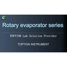 O CE / ISO certificou o evaporador 100L rotativo do vácuo à prova de explosões / equipamento da destilação